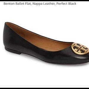 Tory Burch Benton Ballet Flats size 8.5